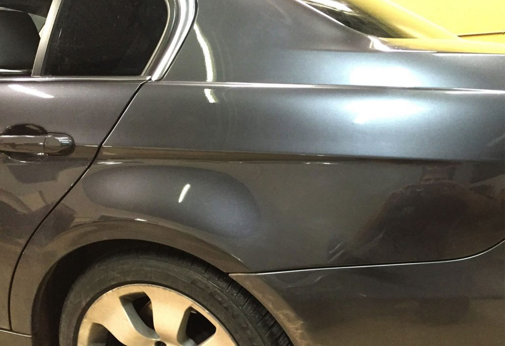 Grey-Car-body-repair-asheville-wnc-After